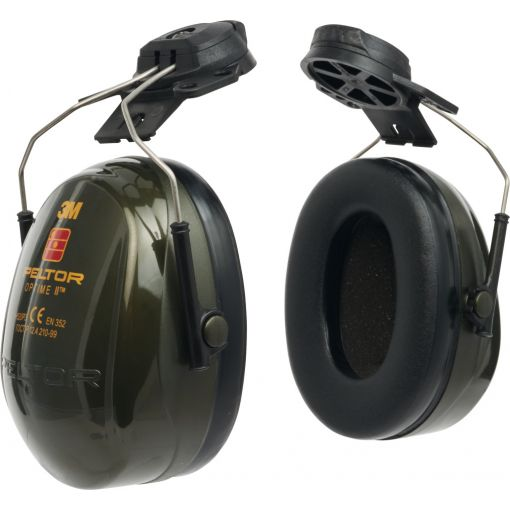 Protection antibruit Peltor™ Optime II, pour casques | Protection auditive